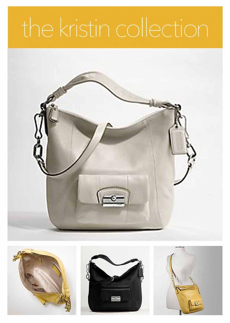 Kristin coach bag