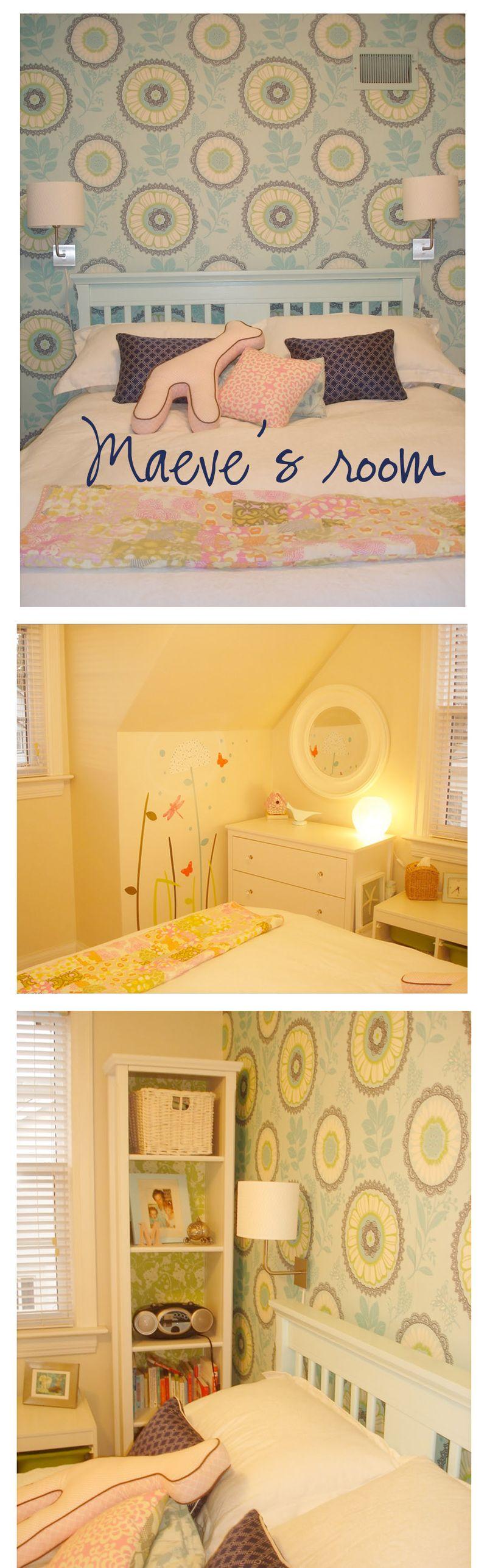 Maeve's room