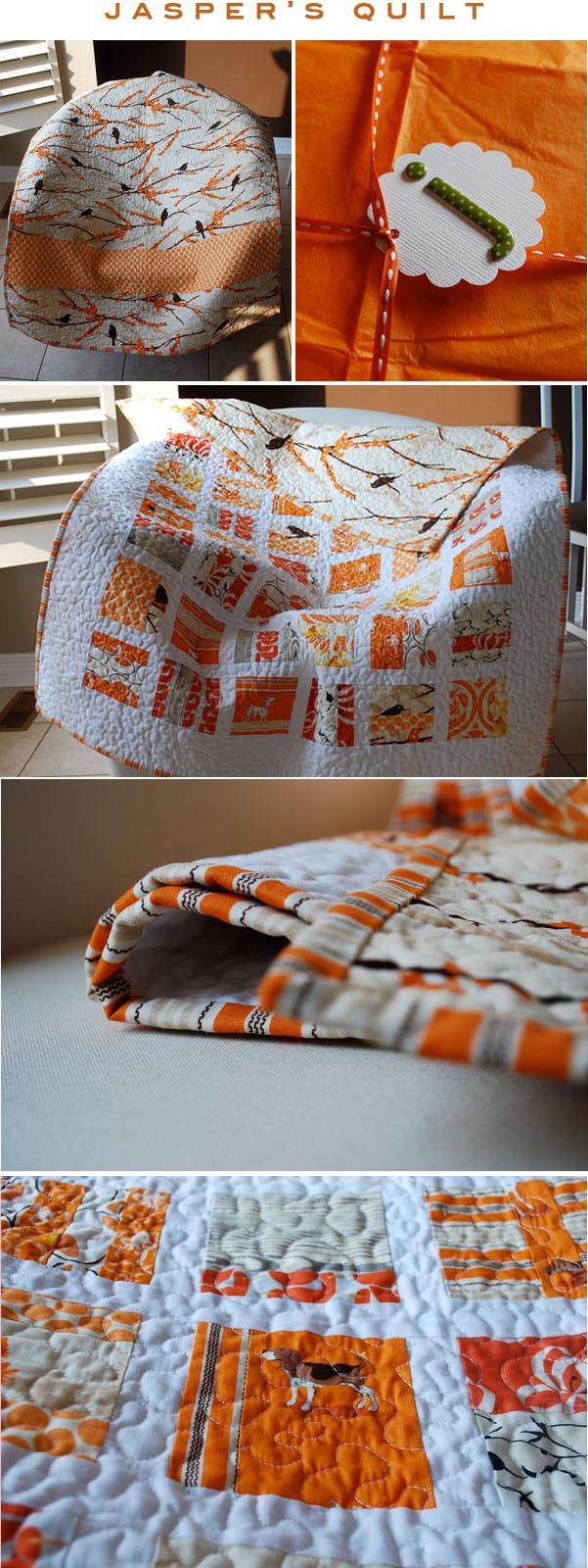 Jaspers quilt